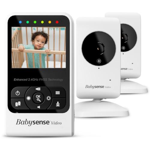 Babyvakt V24R inkl. två kameror