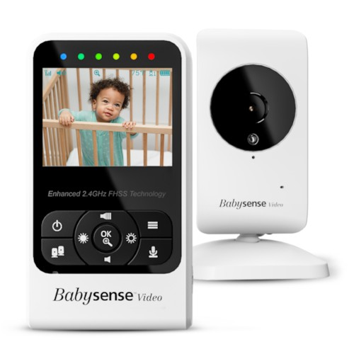 Paketpris - Babysense 7 och Babyvakt V24R