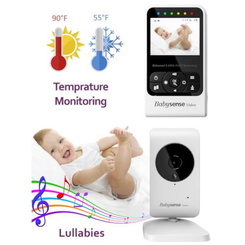 Babyvakt Babysense V24R