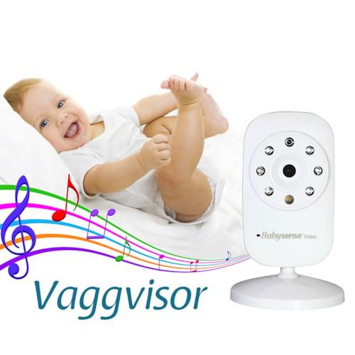 Paketpris - Babysense 7 och Babyvakt V24