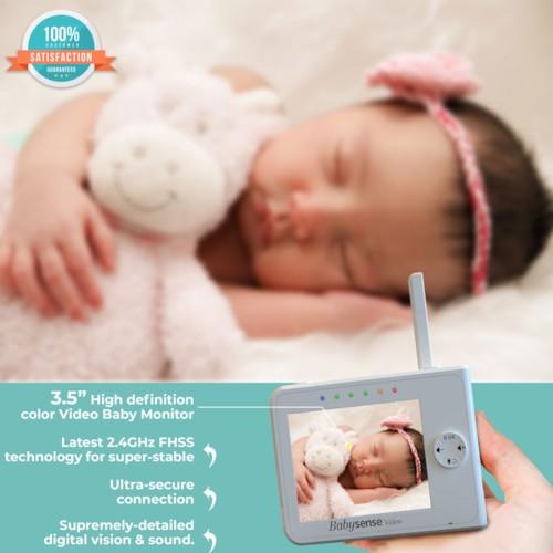 Babyvakt Babysense V35