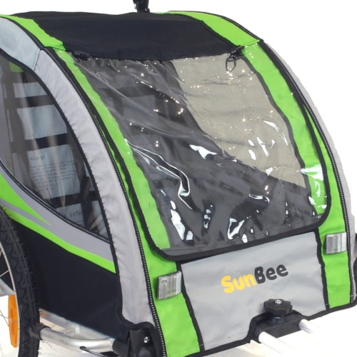 SunBee Promenad Basic - Svart/Grön