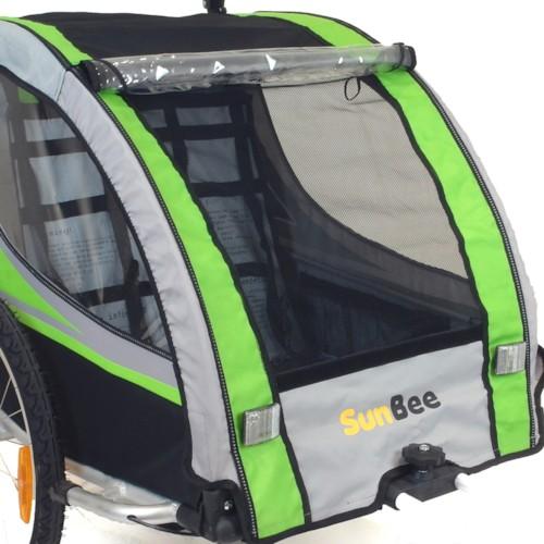 SunBee Promenad Basic - Svart/Gul