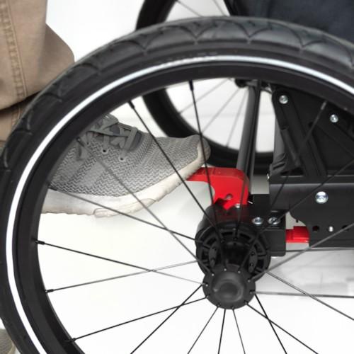 Cykelvagn SunBee Beetle - Blå