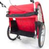 SunBee Cruiser Stroller - SVART/GRÖN
