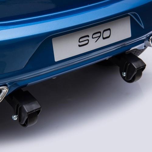 Elbil Volvo S90 R-design 12V - Bursting blue
