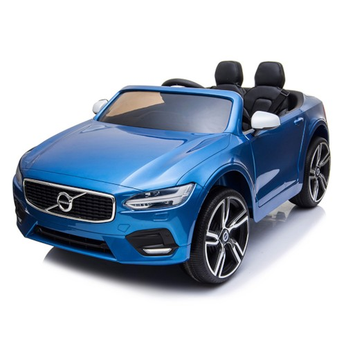 Elbil Volvo S90 R-design 12V - Bursting blue