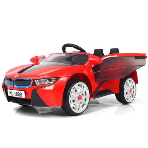 Elbil Beamer i4 12V - Röd