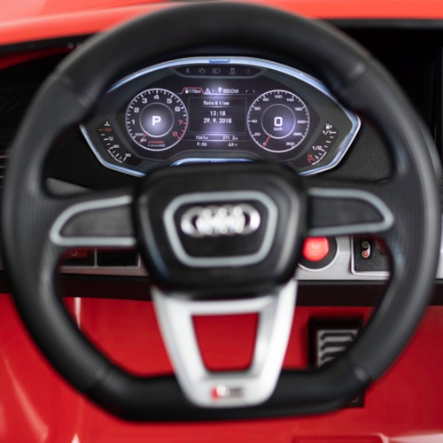Elbil Audi Q5 Quattro Media Edition - Vit
