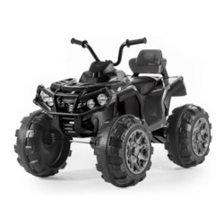 El-fyrhjuling barn Revenger R/C - Svart