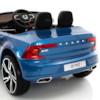 FYNDEX - Elbil Volvo S90 R-design 12V - Bursting blue