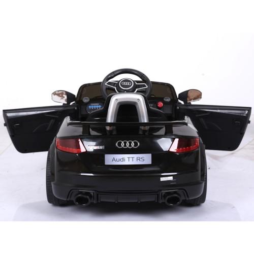 Elbil Audi TT RS - SVART