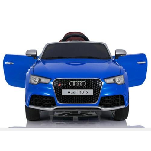 Elbil Audi RS5 - Blå