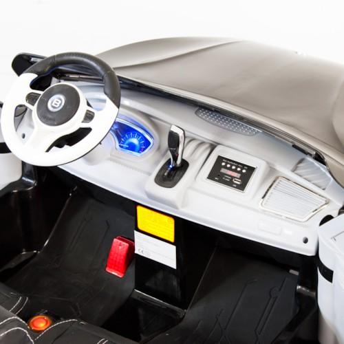 Elbil Beamer X7 12V - Svart