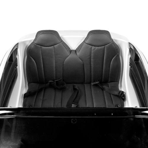 Elbil BMW X6 M-Sport - Vit