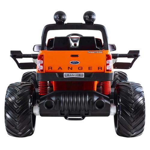 Elbil Ford Ranger Monster Truck 4WD 12V - Svart