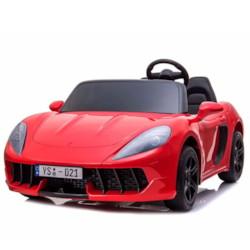 Elbil Sportster XL - Röd