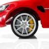 Elbil Mercedes GTR AMG 12V - Röd