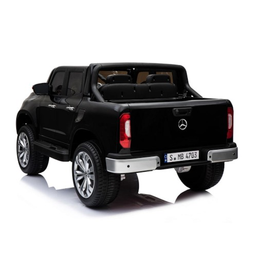 Elbil Mercedes Benz X-Class 4Matic Media Edition - Svart