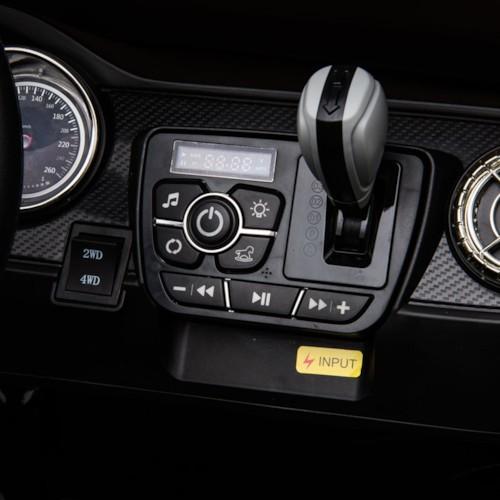 Elbil Mercedes Benz X-Class 4Matic Media Edition - Vit