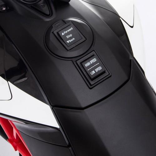 Elbil Motorcykel Aprilia Dorsoduro 900