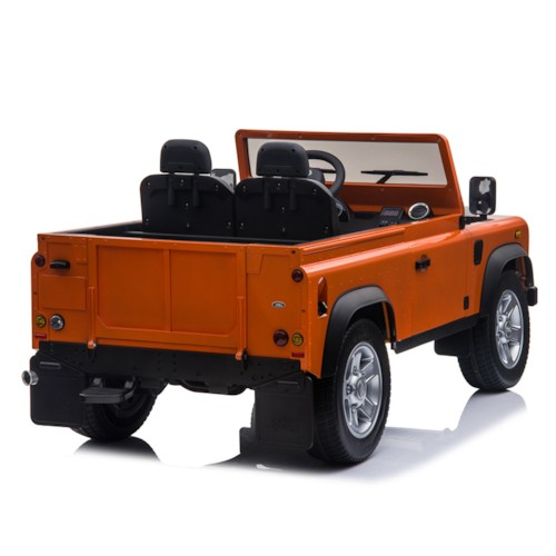 Elbil Land Rover Defender - Orange