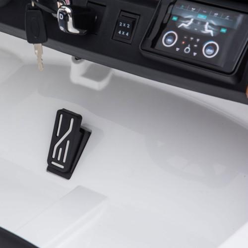 Elbil Land Rover Range Rover - Vit