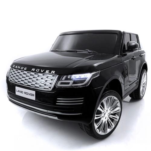 Elbil Land Rover Range Rover - Svart