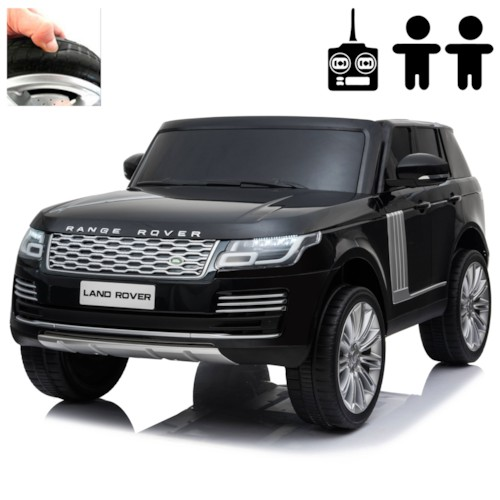 FYNDEX - Elbil Land Rover Range Rover - Svart
