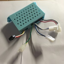 Elektronikbox till Amarok 4WD - Blå Typ A