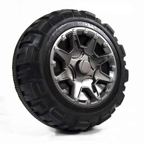 Bakhjul till elbil ATV Revenger Plast