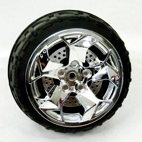 Framhjul till elbil Turbo
