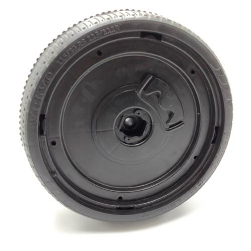 Hjul till elbil volvo XC90-hårdplast excl klickfäste