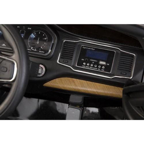 Elbil Volvo XC90 Kinetic 12V - Svart