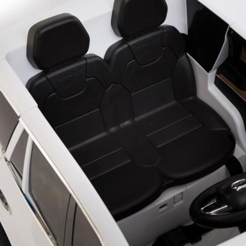 Elbil Volvo XC90 Kinetic 12V - Vit
