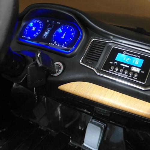 Elbil Volvo XC90 Inscription 12V - Crystal White