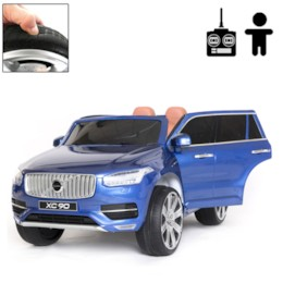 Elbil Volvo XC90 Inscription 12V - Bursting Blue