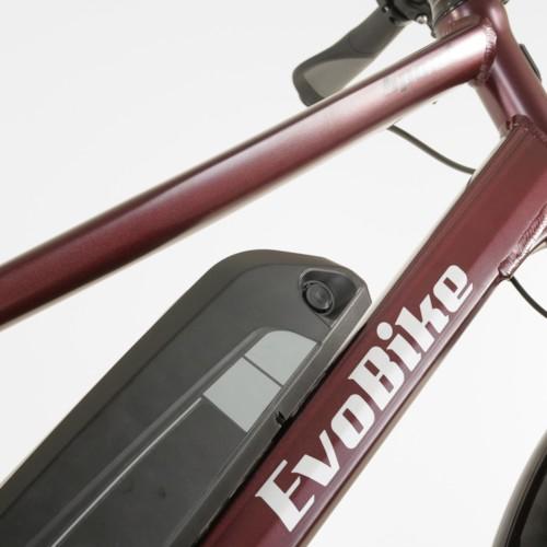 FYNDEX-Elcykel EvoBike SPORT-8 250W 2020 - Cherry, dam