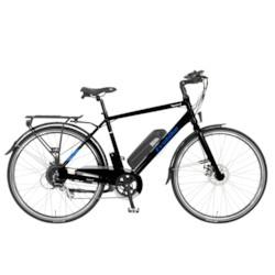 FYNDEX - Elcykel EvoBike SPORT-8 500W 2020 - Svart, herr