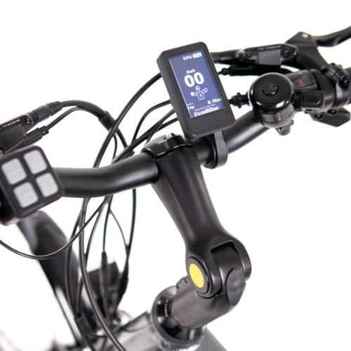 FYNDEX - Elcykel EvoBike SPORT-8 500W 2020 - Vit, dam