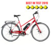 FYNDEX -  Elcykel EvoBike SPORT-8 250W 2020 - Cherry, dam