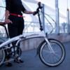 FYNDEX - Elcykel EvoBike Travel 2021, Hopfällbar - Silver