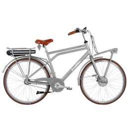 Elcykel EvoBike CLASSIC-3 250W - Frostgrå, herr - 630Wh