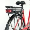 Elcykel EvoBike ECO-7 250W 2020 - Röd, dam