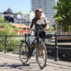Elcykel EvoBike SPORT-8 250W 2020 - Svart, dam