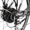 Elcykel EvoBike SPORT-8 500W 2020 - Svart, herr