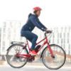 Elcykel EvoBike Sport-8 250W 2021 - Röd, Dam