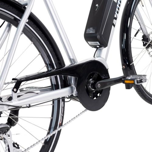 Elcykel EvoBike Sport-8 Mid-Drive 250W 2021 - Svart, Herr