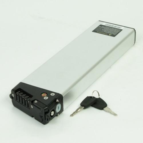 Litiumbatteri 36V 7,8Ah elcykel Evobike Travel fram till 2016