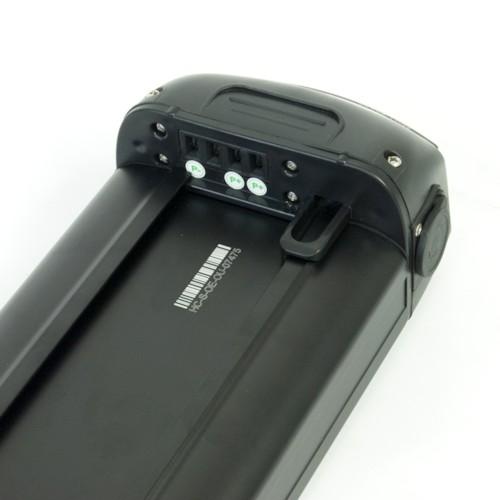 Lithiumbatteri 36v 10Ah 4-pins Samsung för pakethållare